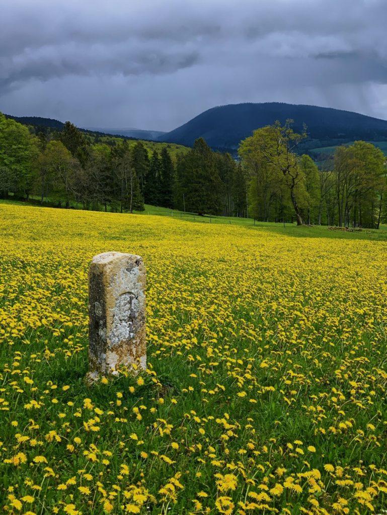 Matthias Maier | Boundary stone