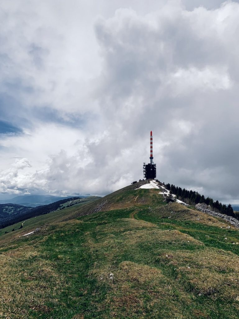 Matthias Maier   Mount Chasseral