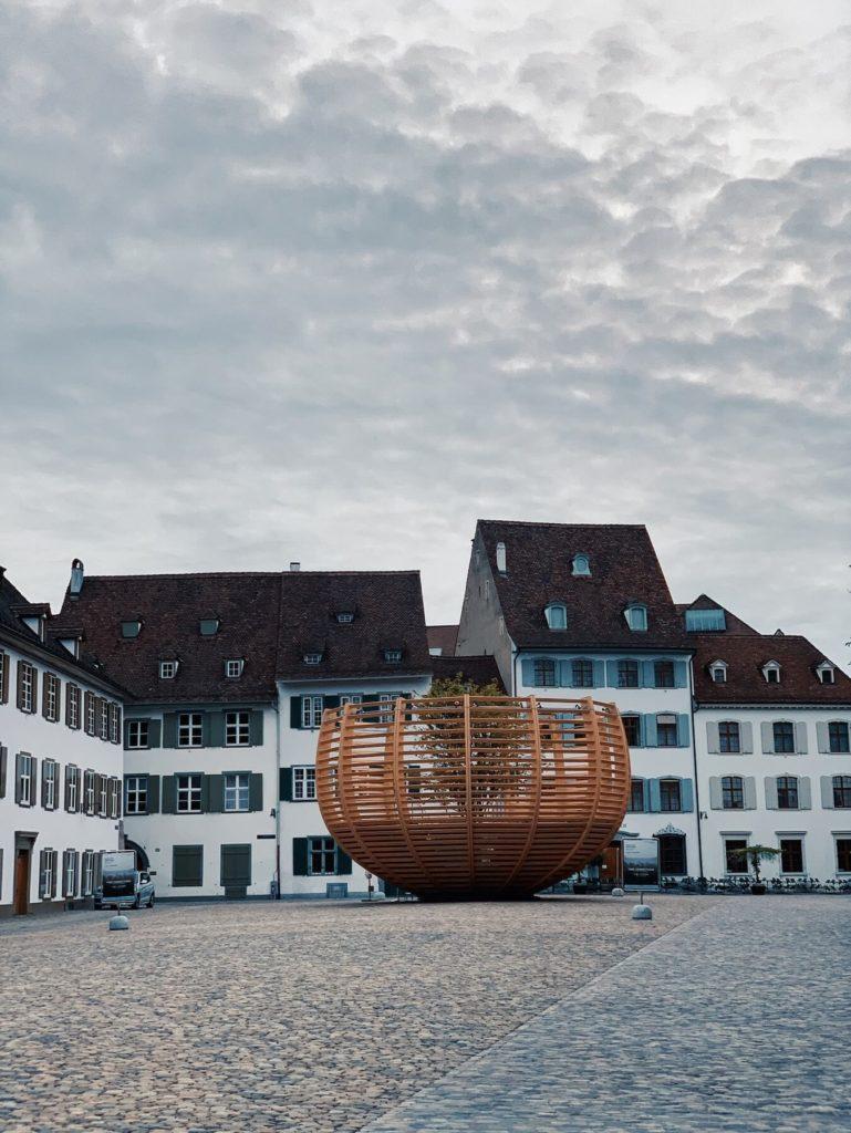 Matthias Maier | Arena for a tree by Klaus Littmann