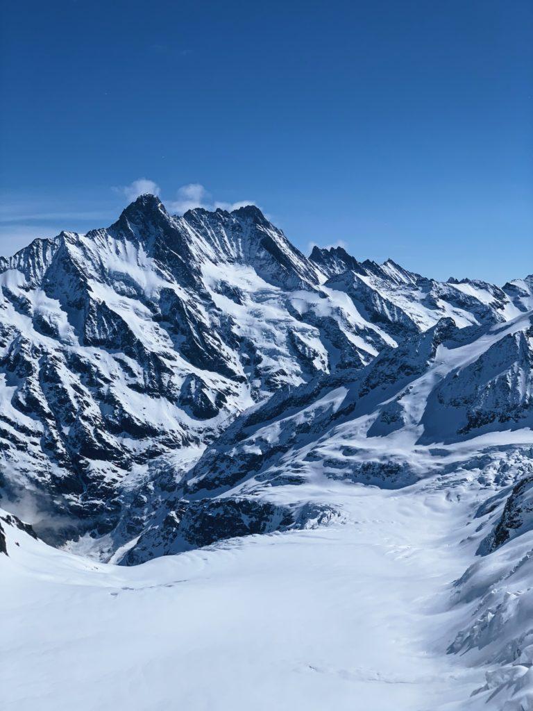 Matthias Maier   Eiger Glacier
