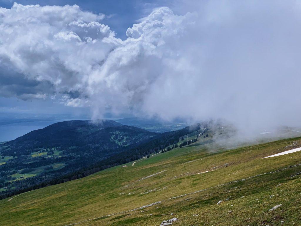 Matthias Maier   Rolling clouds