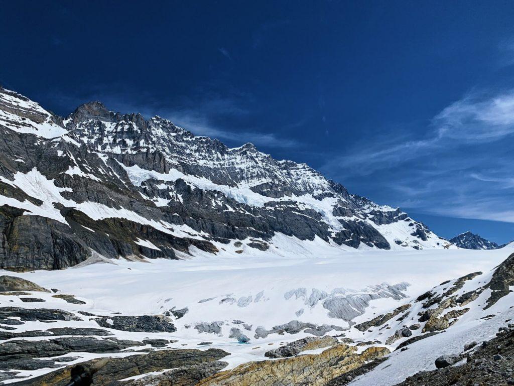 Matthias Maier | The glacier