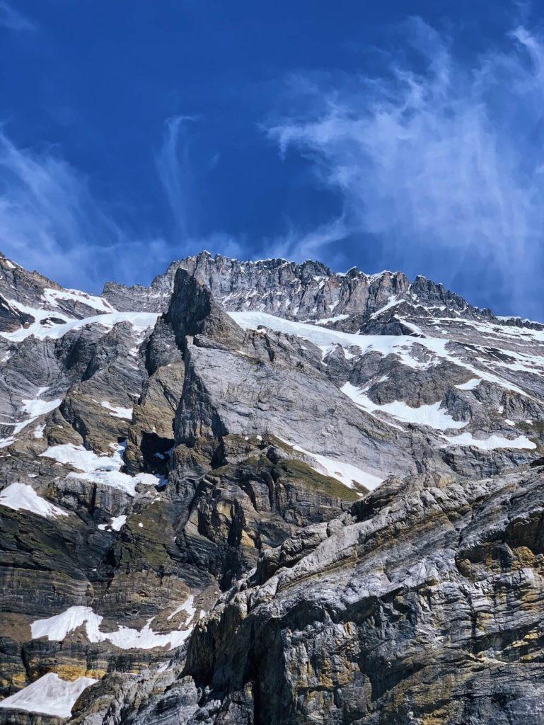 Matthias Maier | Rocks, snow and Sky