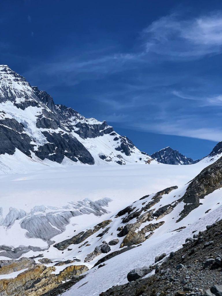 Matthias Maier | Snow covered Glacier