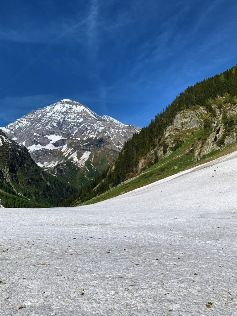 Matthias Maier | On the snow field