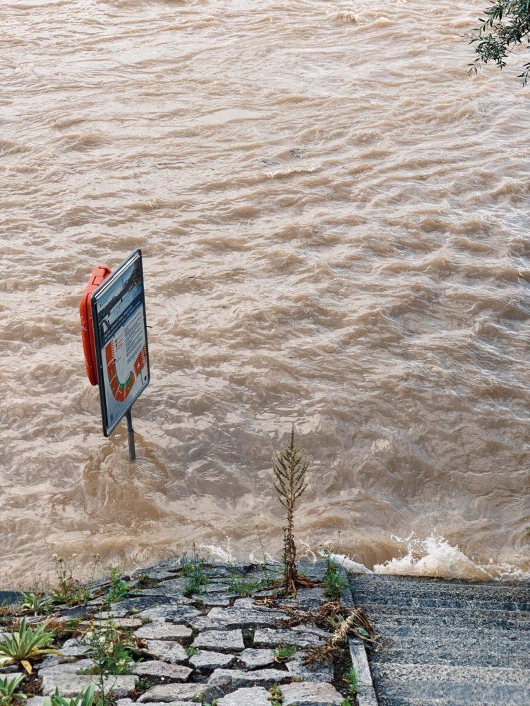 Matthias Maier | Flooded beach