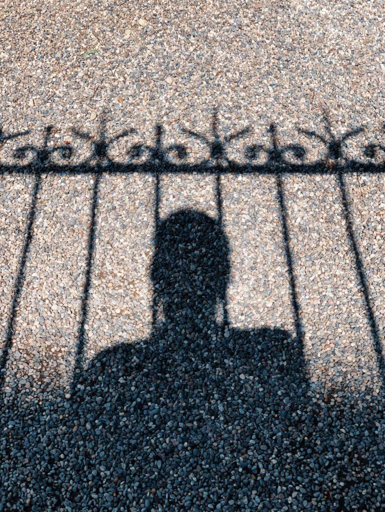 Matthias Maier | Fenced shadow me