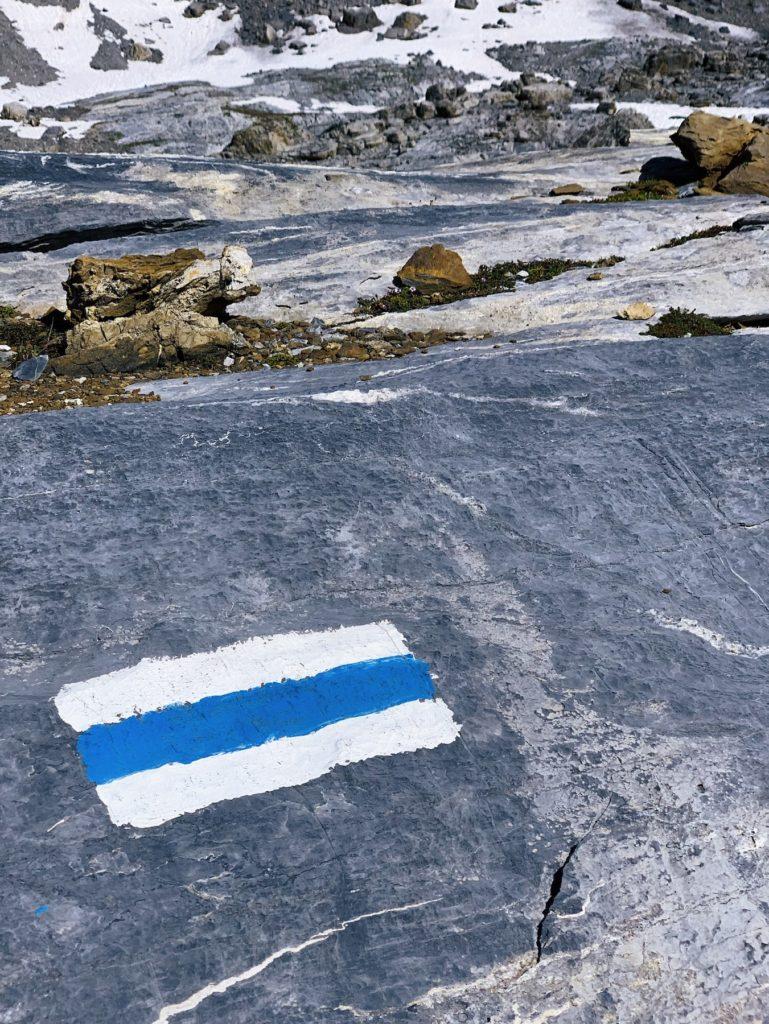 Matthias Maier | Alpine Hiking Trail Sign
