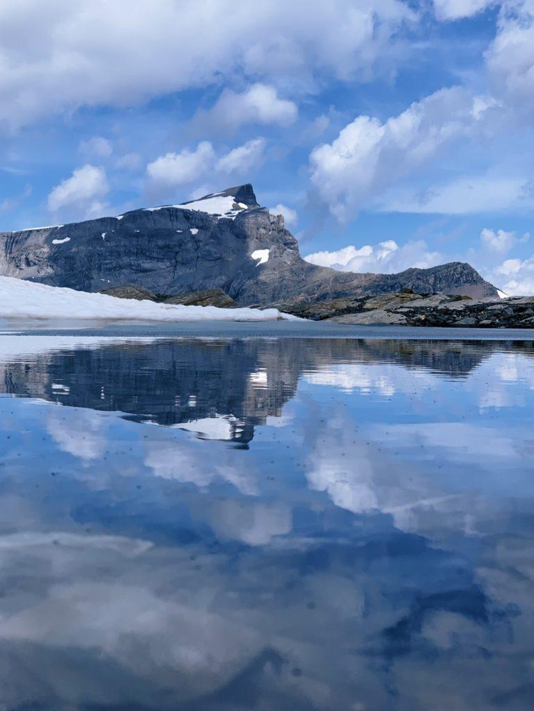 Matthias Maier | Alpine reflection