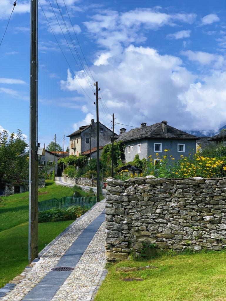Matthias Maier | Ticinese Mountain Village