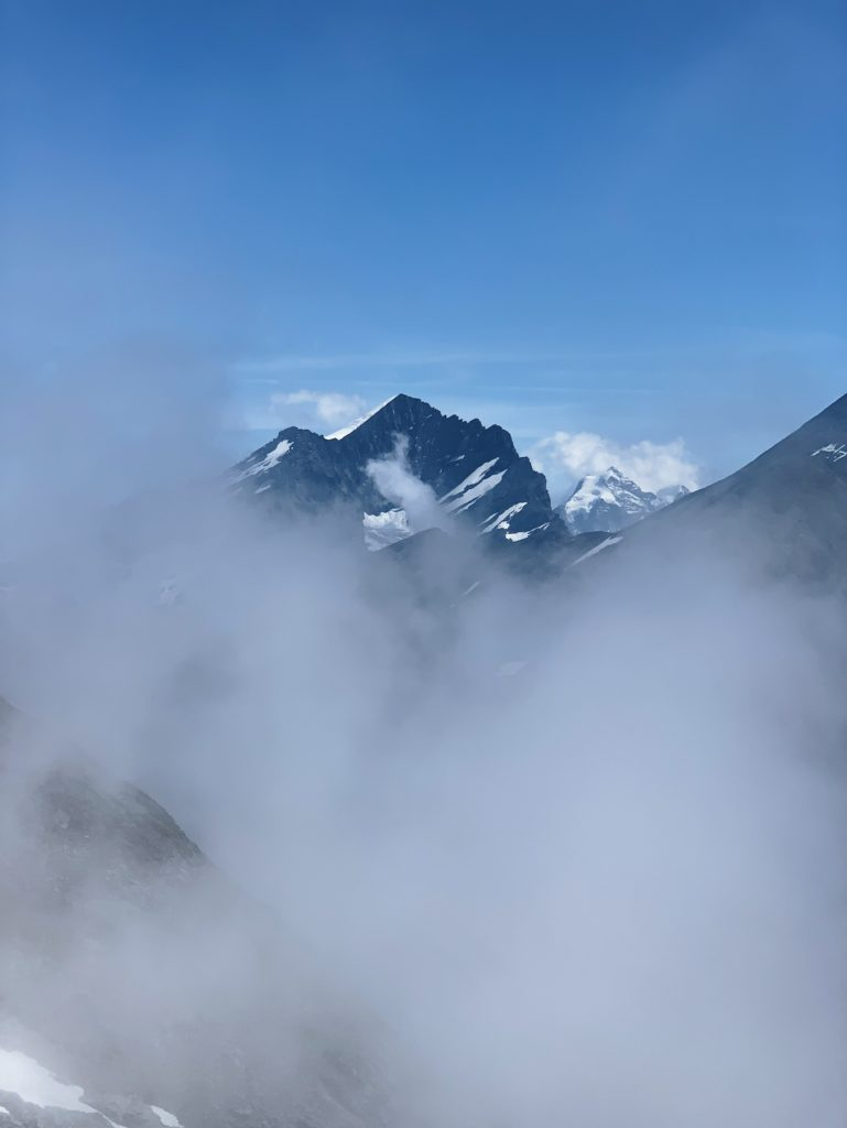 Matthias Maier   Over the clouds