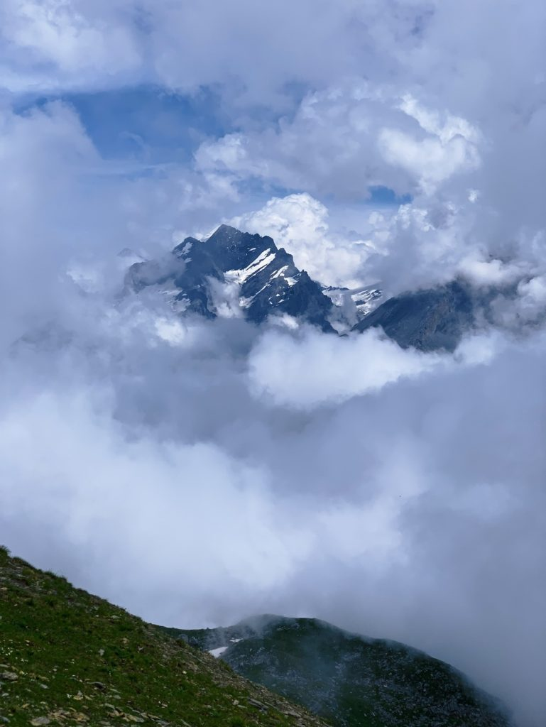 Matthias Maier | Through the clouds