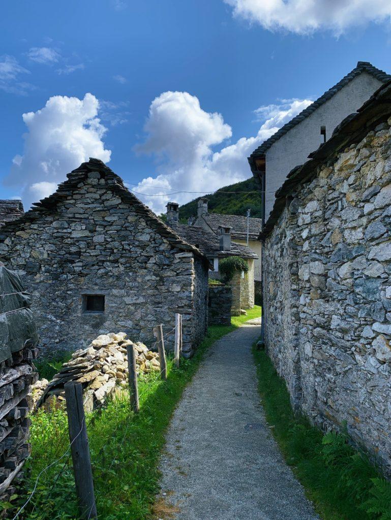 Matthias Maier   Village Path