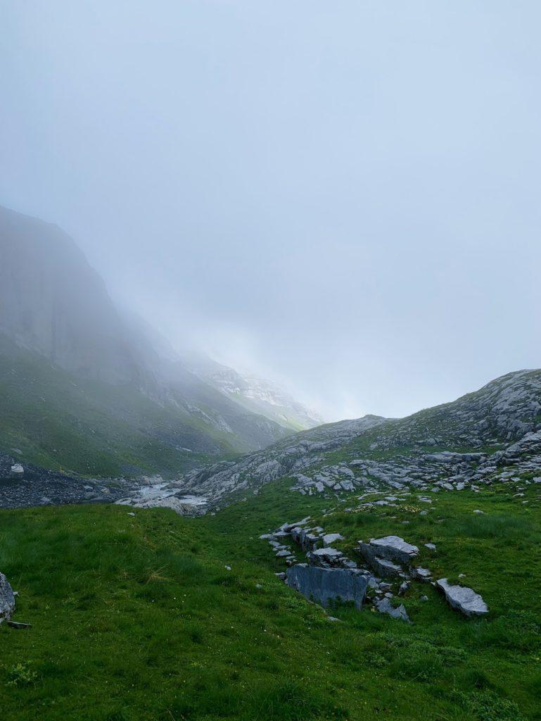 Matthias Maier | Clearing Fog